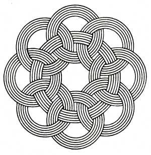 Octagon of Circles