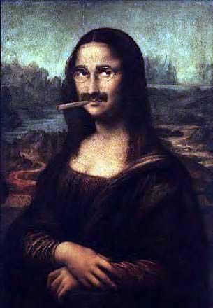 Groucho Lisa