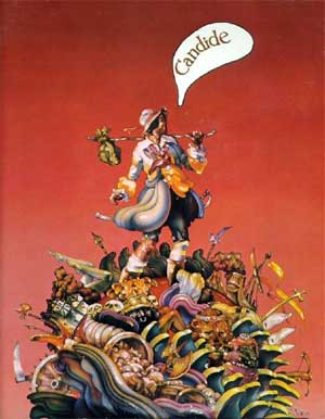 Candide, Album from 1974 revival