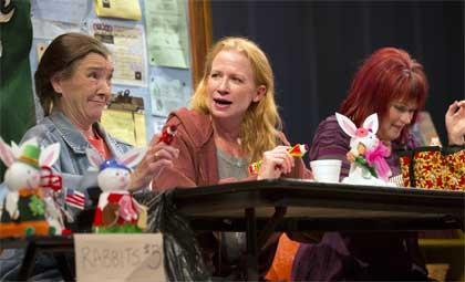 Nancy E. Carroll (Dottie), Johanna Day (Margaret), Karen MacDonald (Jean)