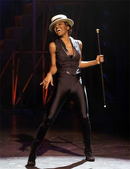 Patina Miller as the Leading Player