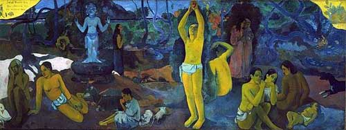 Paul Gauguin, 'Where Do We Come From? What Are We? Where Are We Going?'