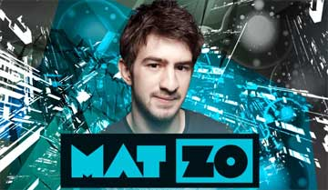 Mat Zo picture, with name