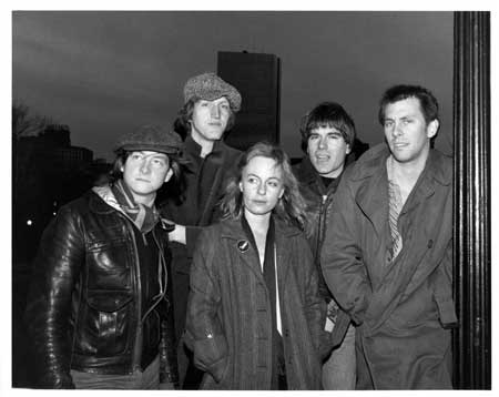 Robin Lane and the Chartbusters, back in the day