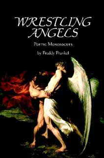 Cover of 'Wrestling Angels'
