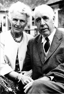 Margarethe and Niels Bohr