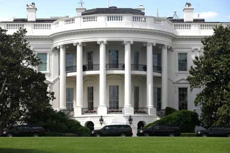 The inspiration for 'Take Care Of This House' from Leonard Bernstein's '1600 Pennsylvania Avenue'