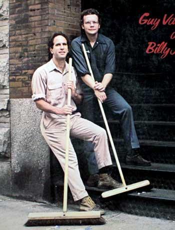 Billy Novick and Guy Van Duser
