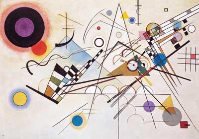 Wassily Kandinsky, 'Composition VIII' (1923)