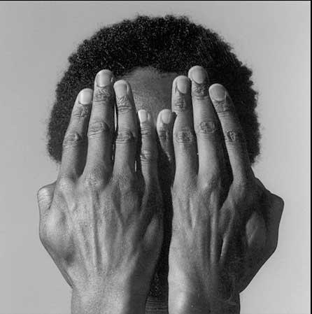 'Alistair Butler' by Robert Mapplethorpe, 1980
