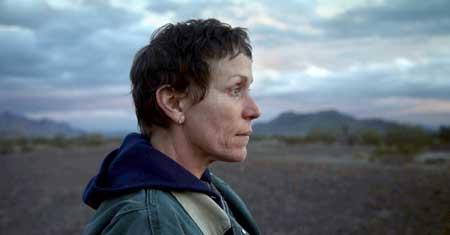 Frances McDormand as Fern in 'Nomadland'